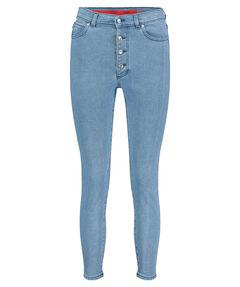 """Damen Jeans """"Lou/4_cropped"""" Skinny Fit verkürzt"""
