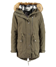 "Damen Parka ""Arizona Rookie"""