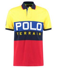 Herren Polo Classic Fit Kurzarm