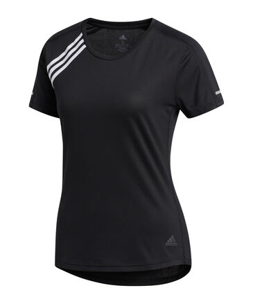 "adidas Performance - Damen Laufshirt ""Run It 3S"" Kurzarm"