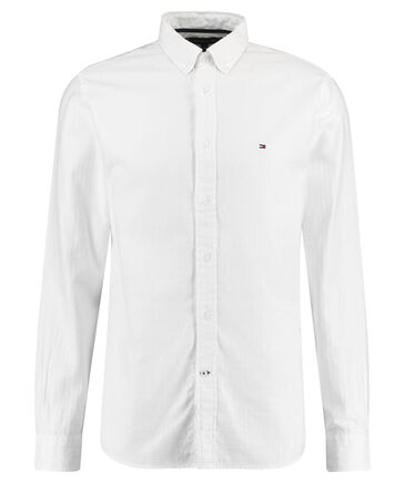Tommy Hilfiger - Herren Hemd Regular Fit Langarm