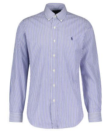 Polo Ralph Lauren - Herren Hemd Slim Fit Langarm