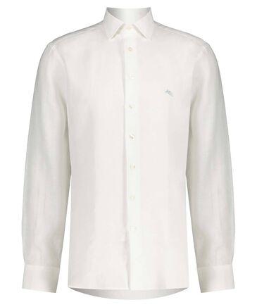 Etro - Herren Leinenhemd Regular Fit Langarm