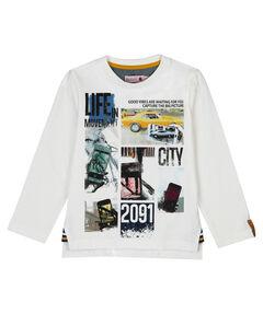 """Jungen Shirt """"City 2091"""""""