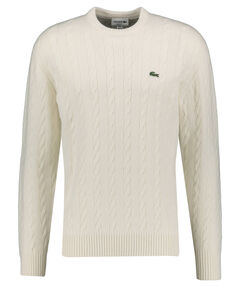 Herren Wollpullover Relaxed Fit