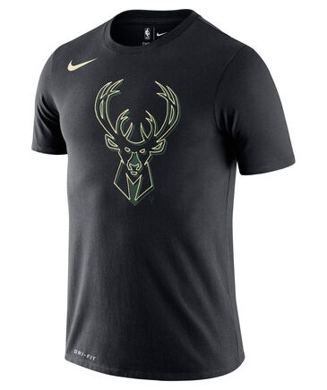 "Nike - Herren Basketball-Shirt ""Bucks Logo"""