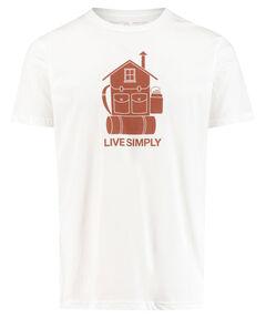 """Herren Outdoor-Shirt """"Men´s Live Simply Home Organic"""" Slim Fit"""