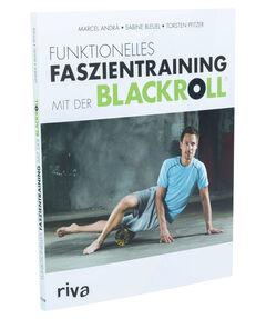 """Buch """"Blackroll Funkt. Faszientraining Riva Verlag"""""""