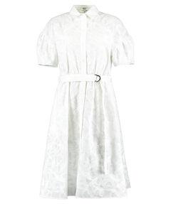 Damen Hemdblusenkleid