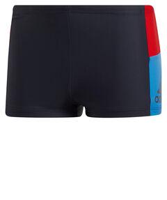 "Herren Badeshorts ""Fitness colorblock swim boxer"""