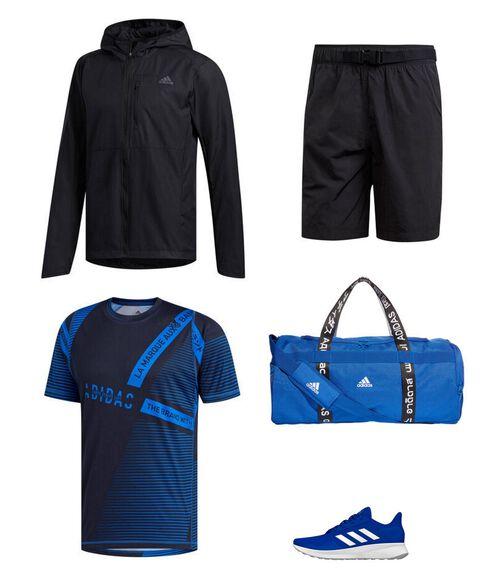 Outfit - Blue Run