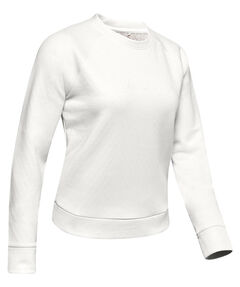 "Damen Sweatshirt ""Recovery Fleece Script"""