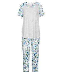 Damen Schlafanzug Kurzarm