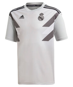 "Jungen Fußballshirt ""Real H Preshi Y"" Kurzarm"