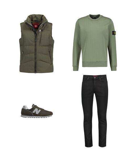 Outfit - Khaki Style