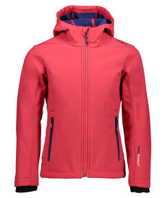 "Girls Softshelljacke ""Fixed Hood"""