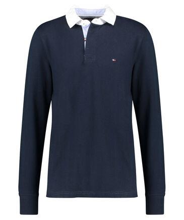 "Tommy Hilfiger - Herren Shirt ""Iconic Rugby"" Langarm"