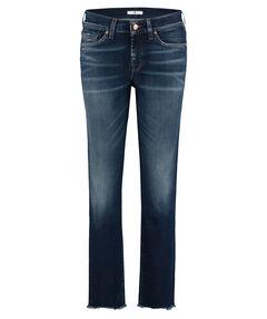 "Damen Jeans ""Roxanne"" Slim Fit verkürzt"