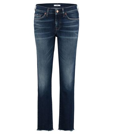 "7 for all mankind - Damen Jeans ""Roxanne"" Slim Fit verkürzt"