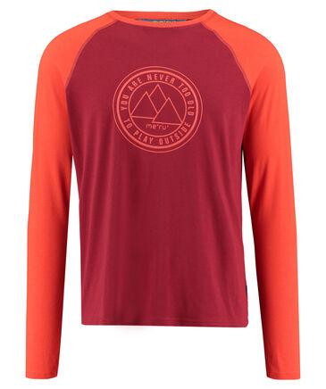 "meru - Herren Shirt ""Karlskoga"" Langarm"