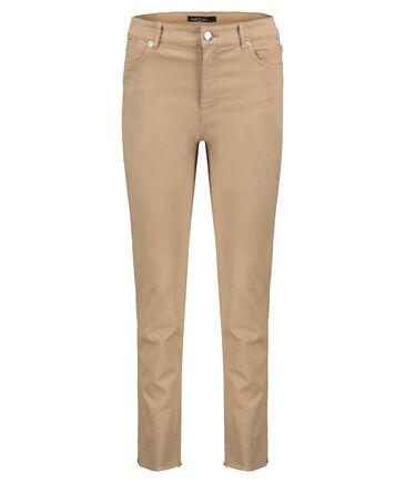 Marc Cain - Damen Five-Pocket-Hose Slim Cropped Fit