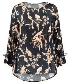 """Damen Bluse """"Tamed Floral """"Langarm"""