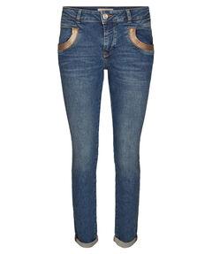 "Damen Jeans ""Naomi Cube"" Slim Fit verkürzt"