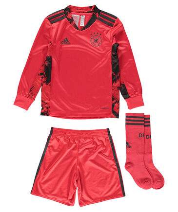 "adidas Performance - Kleinkinder Torwartausrüstung Trikot + Shorts ""2020 Germany Home Goalkeeper Minikit"""