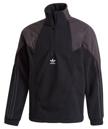 """adidas Originals - Herren Sweatshirt """"Big Trefoil Polar Fleece Mix"""""""