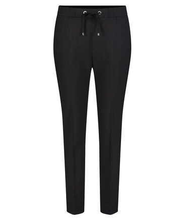 "MAC - Damen Joggerpants ""Easy"" Relaxed Slim Fit Tapered Leg"