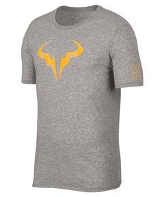 "Herren Tennisshirt ""Rafa M NK Dry Tee Crew"" Kurzarm"