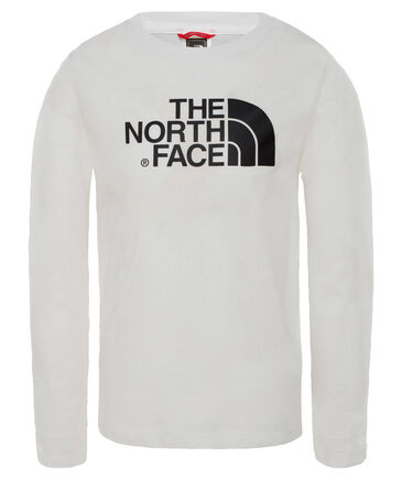 "The North Face - Jungen Shirt ""Easy"" Langarm"