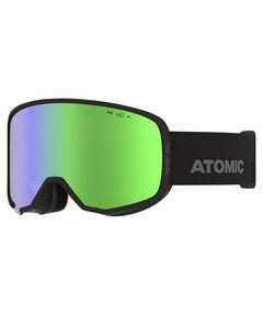 """Skibrille """"Revent HD OTG"""" Black"""