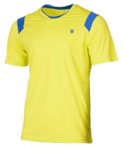 "Herren Tennisshirt ""Performance Crew Tee"" Kurzarm"