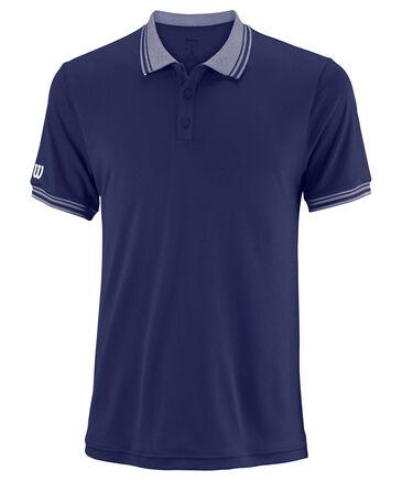 """Wilson - Herren Tennisshirt """"Team Polo"""" Kurzarm"""