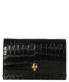 "Damen Umhängetasche ""Mini Skull Crossbody Bag"""