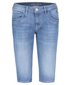 Damen Jeansbermudas Slim Fit
