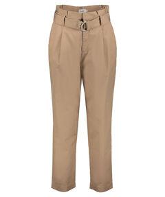 Damen Hose Paperbag Regular Fit
