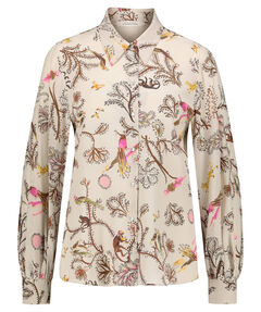 "Damen Seidenbluse ""Tree Of Life"" Langarm"