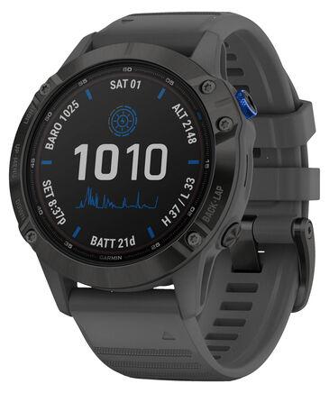 "Garmin - Smartwatch ""Fenix 6 Pro Solar"""