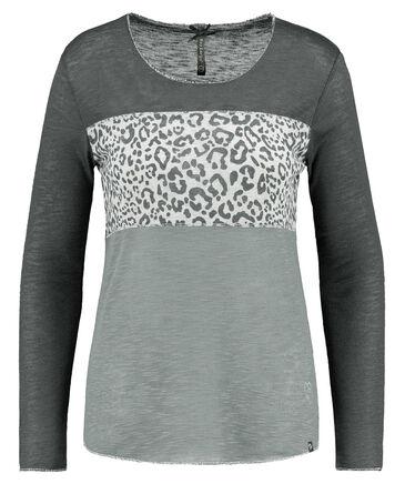 "Key Largo - Damen Shirt ""Story"" Langarm"