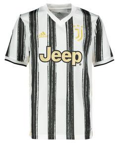 "Kinder Fußballtrikot ""Juventus Turin Home Saison 2020/2021"" Replica"