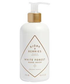 """entspr. 90 Euro/ 1.000ml - Inhalt: 250ml Seife """"White Forest"""""""