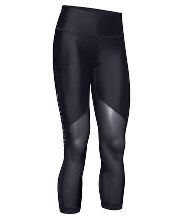 Under Armour - Damen Fitness-Tights 3/4-Länge