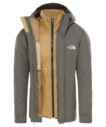"The North Face - Herren Doppeljacke ""Men's Naslund Triclimate"""