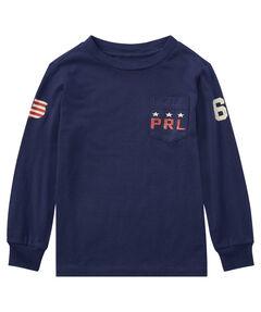 Jungen Shirt Langarm Gr. 110 - 122