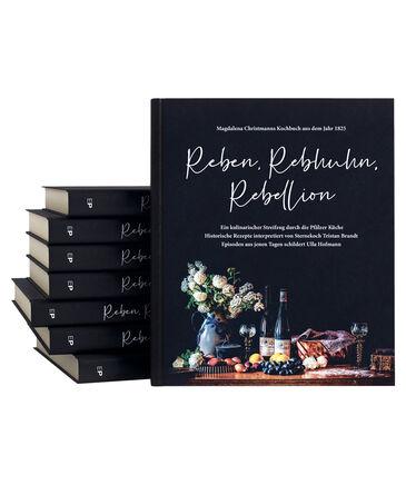"Panorama feine Bücher - Kochbuch ""Reben, Rebhuhn, Rebellion"""