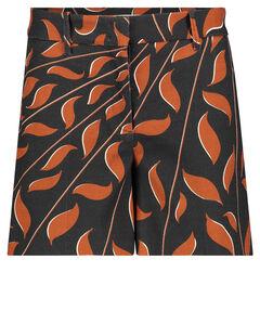 "Damen Shorts ""Graphic Leaves"""