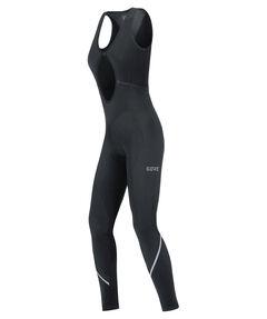 Damen Radsport Thermo-Trägerhose