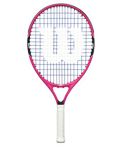 """Kinder Tennisschläger """"Burn Pink 21"""" - besaitet"""